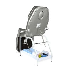 Косметологическое кресло Релакс с мягким элементом под ноги