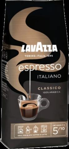 Кофе в зернах Lavazza Caffe Espresso 500 г