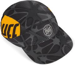 Спортивная кепка для бега Buff Pack Run Cap Ape-X Black - 2