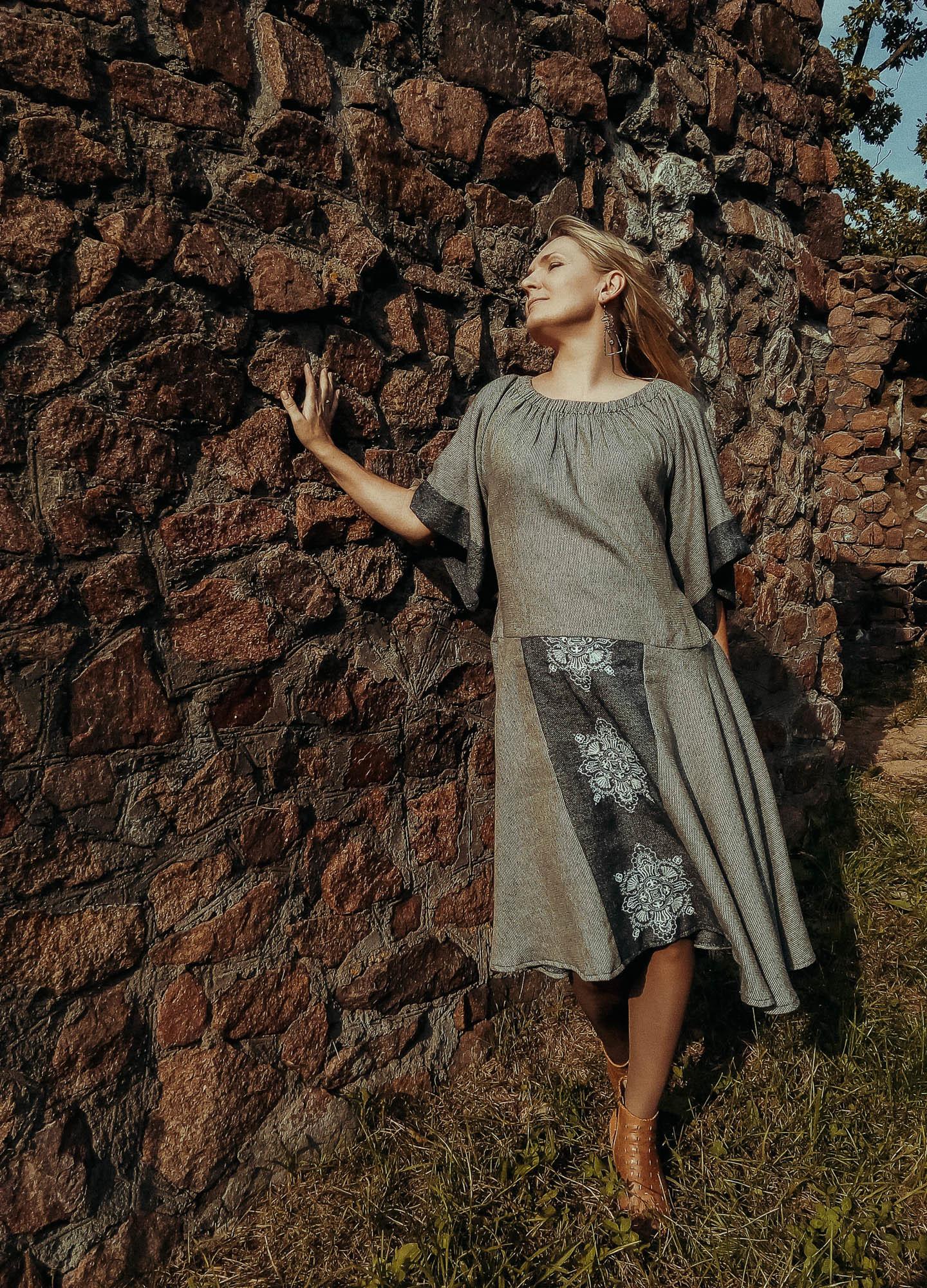 Платье женское. Модель PL-481
