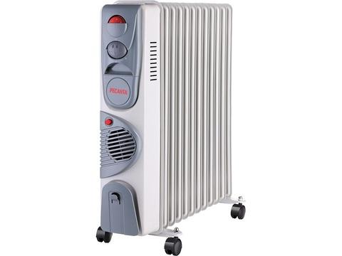 Масляный радиатор РЕСАНТА ОМ-12НВ (2,9 кВт)