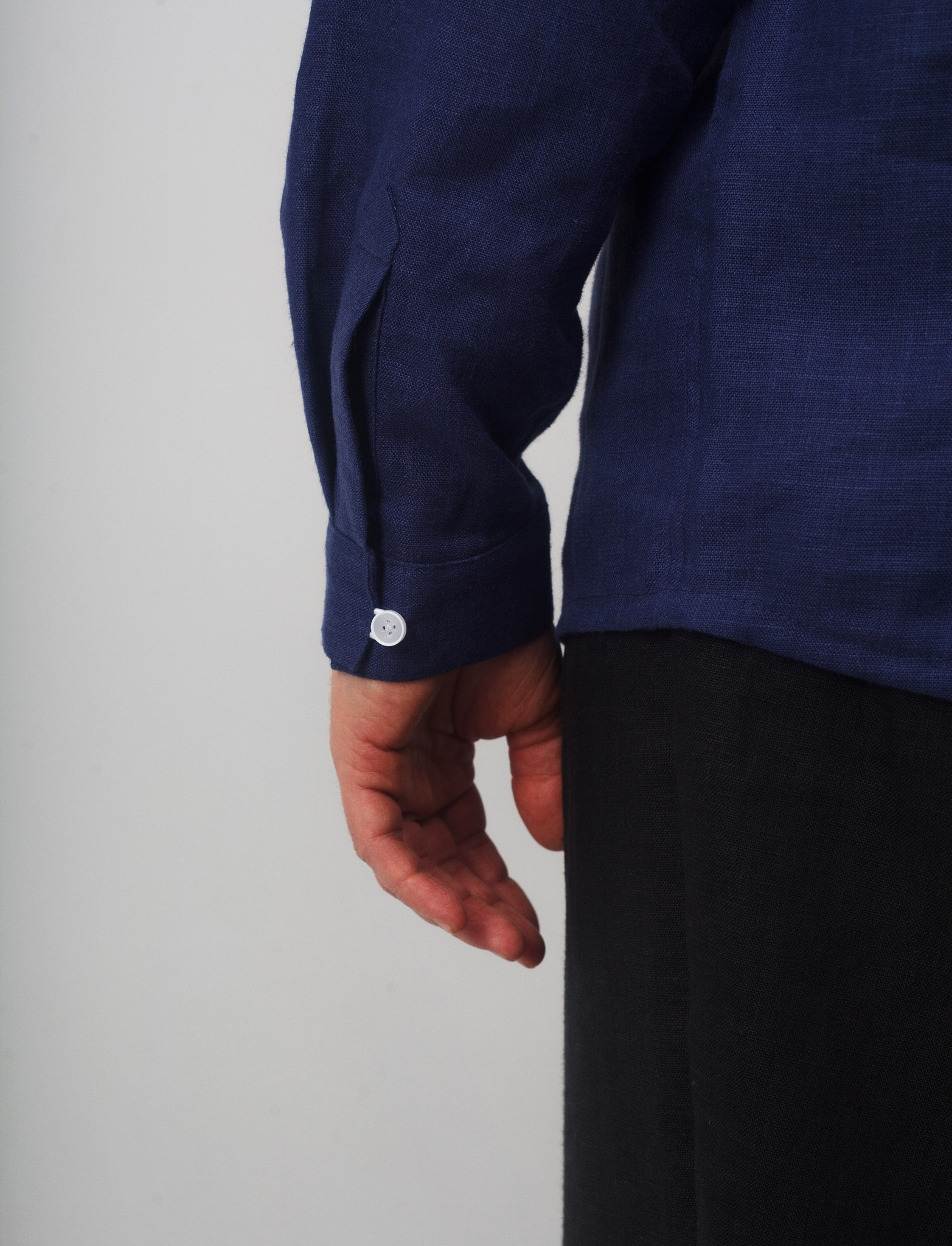 Рубашка мужская Сибирская манжета