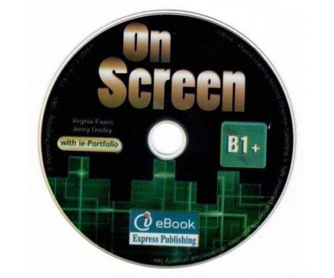 On Screen B1+. Ie-book — электронное приложение с интерактивным учебником