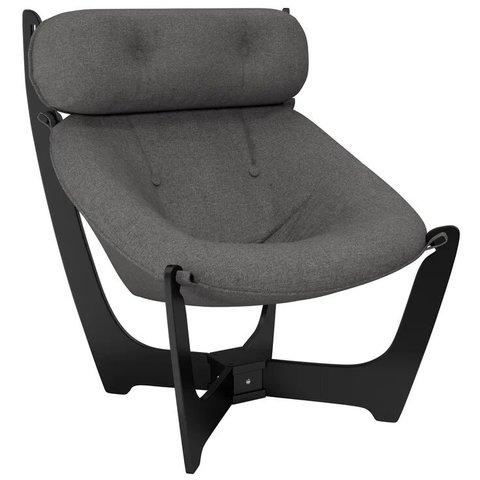 Кресло для отдыха Комфорт Модель 11 венге/Montana 802