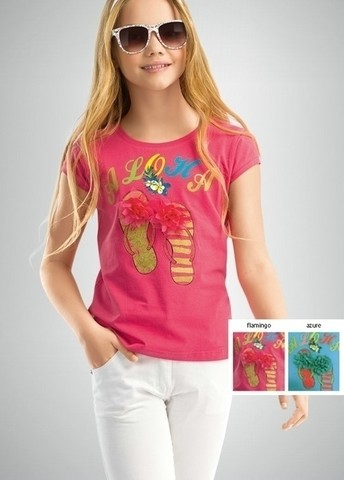 GTR439 футболка для девочек