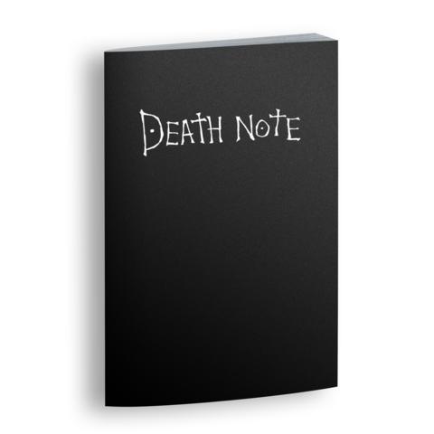 Тетрадь «Смерти Тетрадь»