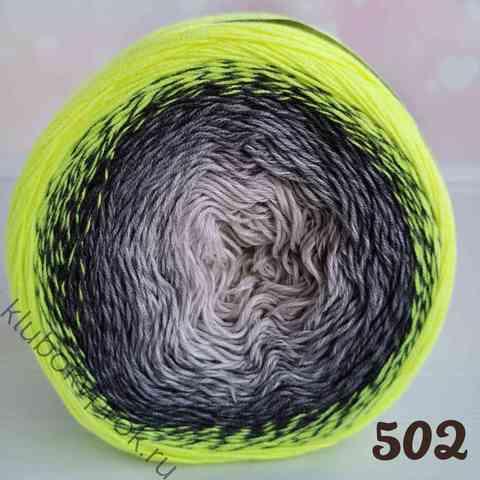 YARNART FLOWERS VIVID 502,