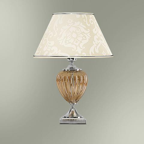 Настольная лампа с абажуром 29-402Х/95112 ПАЛЬМИРА