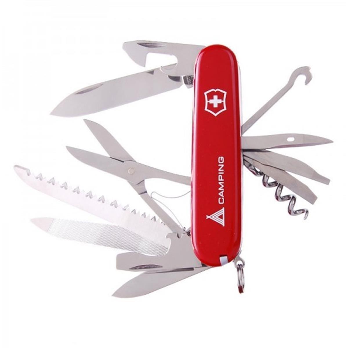 Складной многофункциональный нож Victorinox Ranger с логотипом