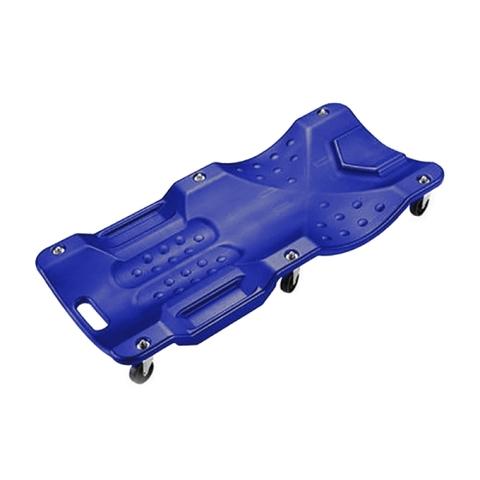 МАСТАК (197-00001) Лежак подкатной 6-ти колесный, пластиковый