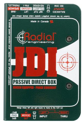 Radial JDI пассивный директ-бокс