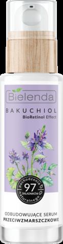BIELENDA BAKUCHIOL BioRetinol Effect восстанавливающая сыворотка против морщин 30мл