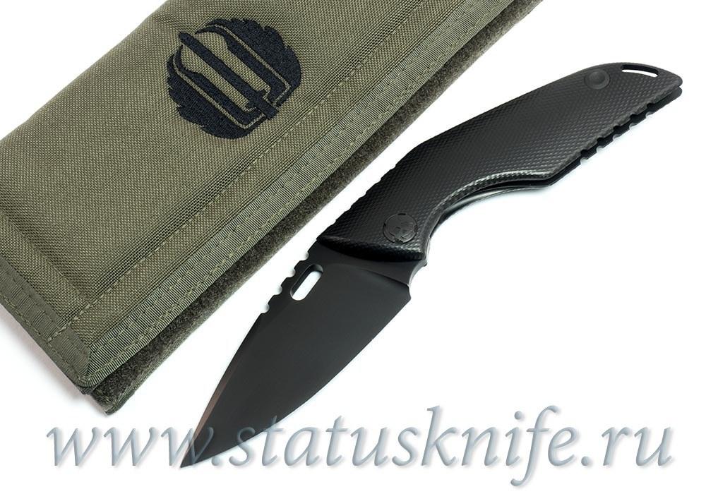 Нож Strider MSC Sky Juice 75 Stealth - фотография