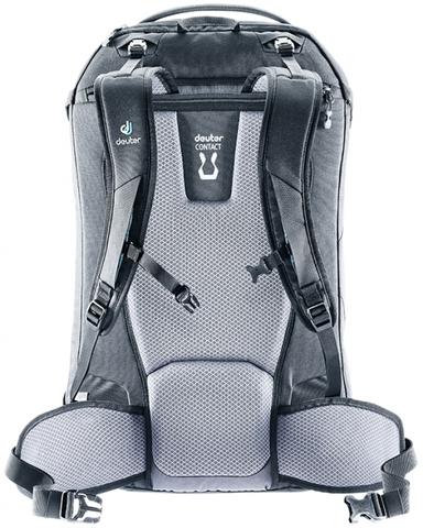Картинка рюкзак для путешествий Deuter Aviant Access 38 SL maron-aubergine - 2