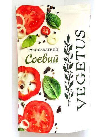 Соус майонезный соевый салатный, Vegetus, 350г.