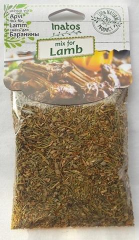 Греческая приправа для баранины Ivatos 50 гр