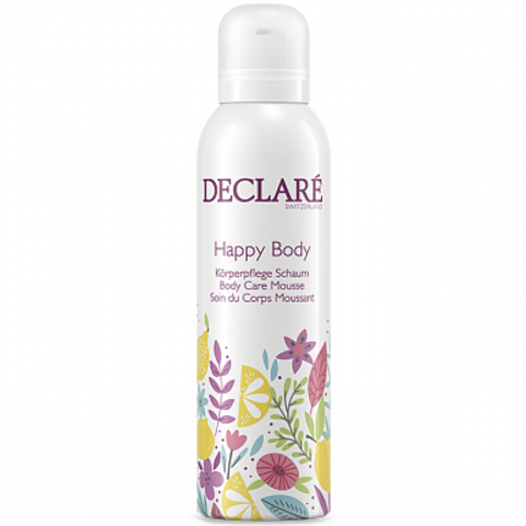 DECLARE HAPPY BODY BODY CARE MOUSSE Мусс-уход «Счастье для тела»