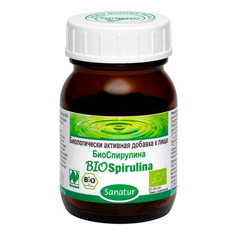 Sanatur БиоСпирулина (80 таблеток)
