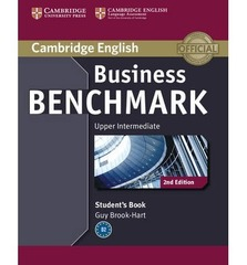 Business Benchmark 2nd edition Upper Intermediate Business Vantage Student's Book