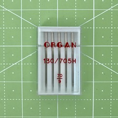 Organ иглы Универсальные 5/70