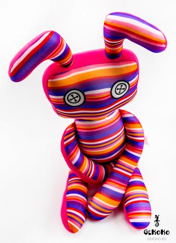 Подушка-игрушка антистресс Gekoko «Инопланетный гость» 5