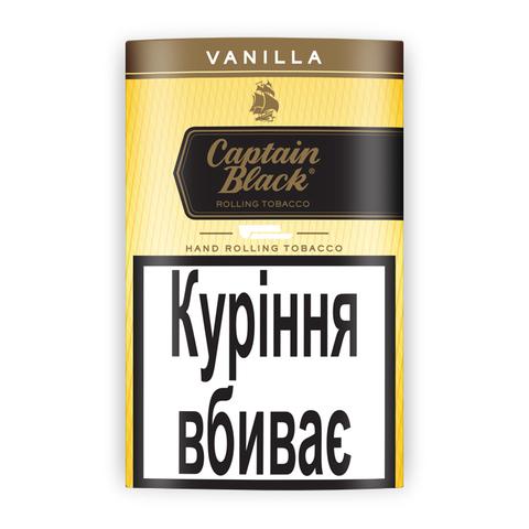 Табак для самокруток Captain Black Vanilla
