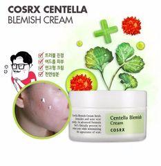 Крем точечного действия для проблемной кожи, 30 мл / Cosrx Centella Blemish Cream