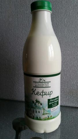 Кефир Суздальский 3.2%  ИП
