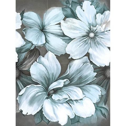 Декор AZORI Devore  панно floris 945х1260 (шт.)