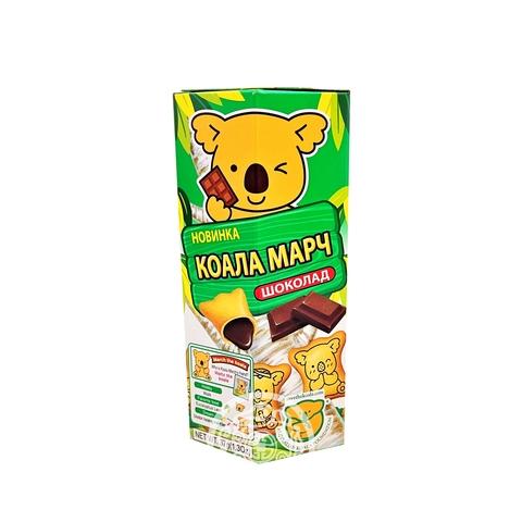 Печенье с шоколадной начинкой KOALA`S 37г Lotte Корея