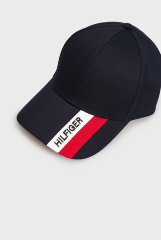 Мужская синяя кепка CORPORATE CAP Tommy Hilfiger