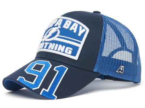 Бейсболка NHL Tampa Bay Lightning №91