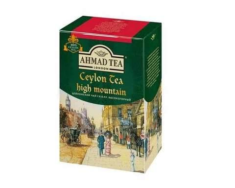 Чай черный листовой Ahmad Tea FBOPF, 200 г