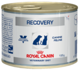 Royal Canin Recovery Консервы для собак и кошек Диета в период анорексии, выздоровления 12х195 г. (755002)