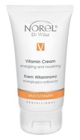 *Восстанавливающий питательный крем с витаминным комплексом (NOREL/MULTIVITAMIN/150мл/PK 265)
