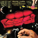 Frank Zappa And The Mothers Of Invention / One Size Fits All (LP)