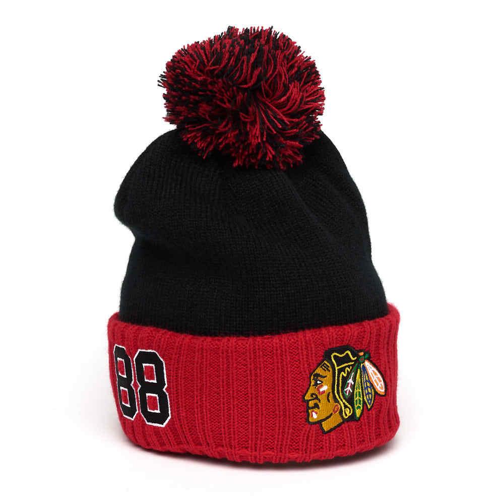 Шапка NHL Chicago Blackhawks № 88