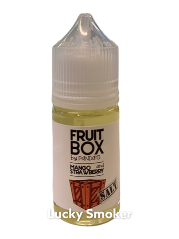 Жидкость Fruit Box Salt 30 мл Mango Strawberry