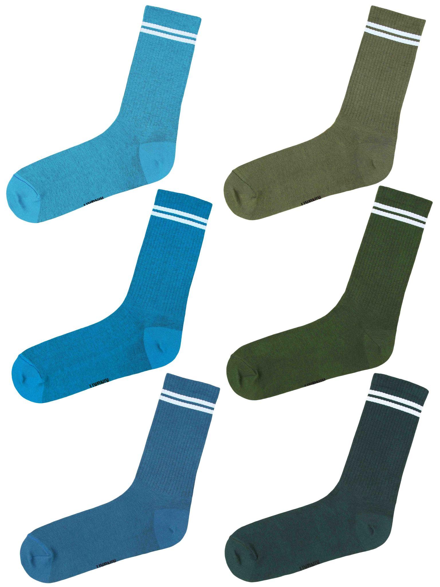 Набор Сине-зеленый 6-22