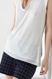 Легкая женская пижама с шортами Rebecca & Bros