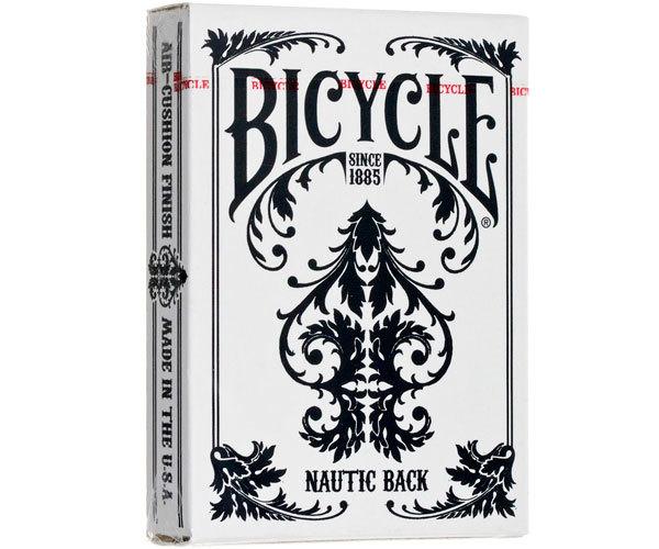 Карты Bicycle Nautic White