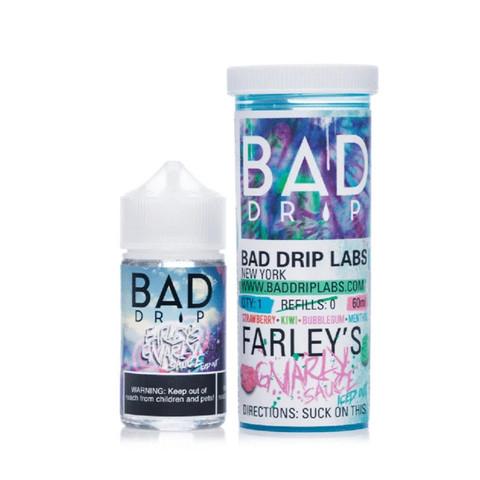 Жидкость Bad Drip 60 мл Farley's Gnarly Iced Out