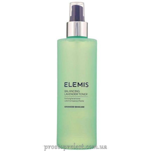 Elemis Balancing Lavender Toner - Тонік для комбінованої шкіри обличчя