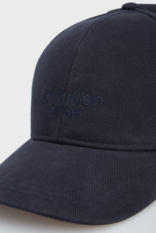 Мужская синяя кепка Calvin Klein