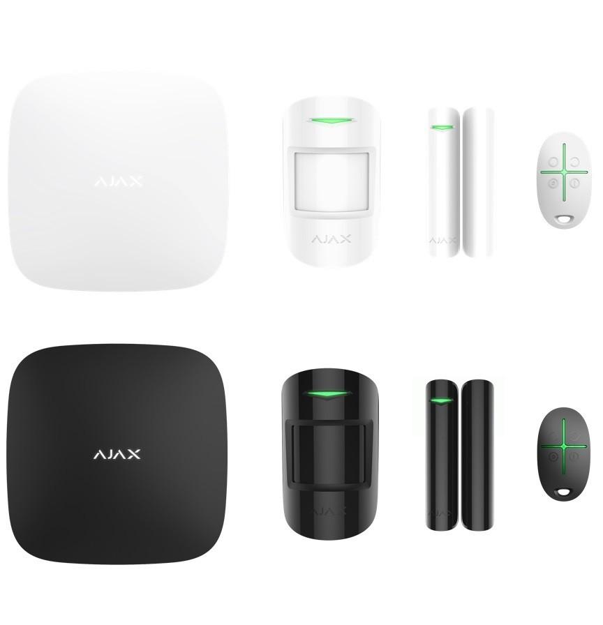 AJAX kit GSM+LAN  Juhtmeta valvesüsteem