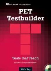 PET Testbuilder With Key + CD