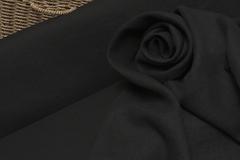 Лён фактурный смягчённый цвет ЧЕРНЫЙ