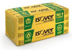 Базальтовая плита Изовер ВЕНТИ 1200х600х50мм (4,32м2=0,216м3) (6шт)
