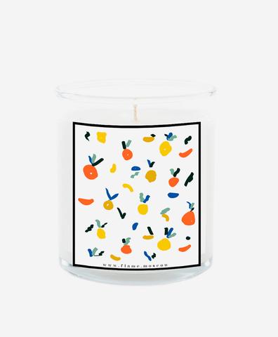 Ароматическая свеча в стекле Lina