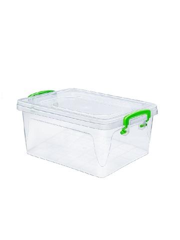 Контейнер для хранения Эльфпласт Fresh Box 8 литров с крышкой 35х23х15 см